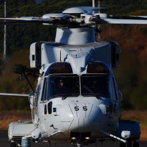 海上自衛隊 第111航空隊 MCH-101