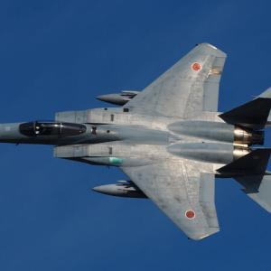 第305飛行隊 F-15J EAGLE