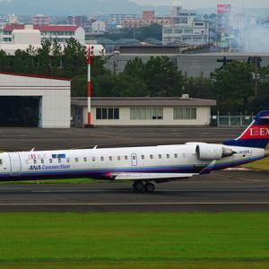 IBEX CRJ-700 ~宮崎空港~