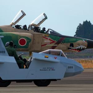 航空自衛隊 第501飛行隊 RF-4E