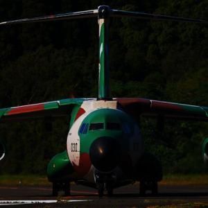 航空自衛隊 川崎 C-1 ~鹿屋航空基地にて~