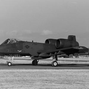戦車殺し A-10 THUNDERBOLTⅡ