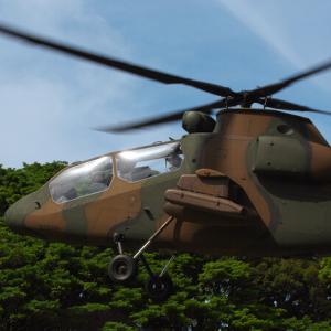 """久しぶりの再会! JGSDF OH-1 """"忍者"""""""