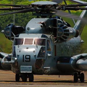 """U.S.M.C CH-53E HMH-466 """"WOLFPACK"""""""