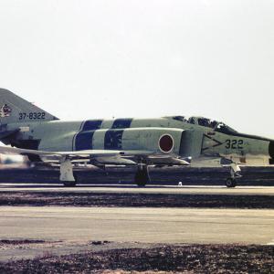 航空自衛隊 第304飛行隊 青帯ファントム