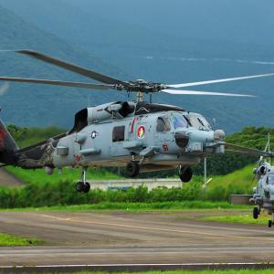 夏の思い出 HSM-51 MH-60R