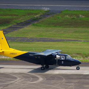"BN-2 ""Islander"" ~鹿児島空港~"