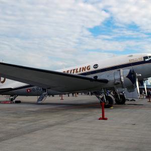 "BREITLING DC-3 ""HB-IRJ"""