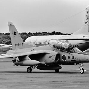 第301飛行隊 T-4練習機 ~鹿屋航空基地~