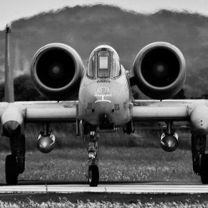 """OA-10A """"Warthog"""" ~鹿屋航空基地~"""