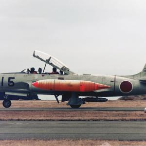 航空自衛隊 第202飛行隊 T-33