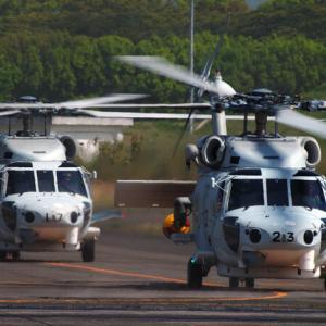海上自衛隊 SH-60K 哨戒ヘリコプター