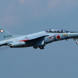 第305飛行隊 T-4練習機