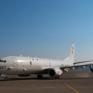 "U.S.NAVY P-8A  VP-26""TRIDENTS"""