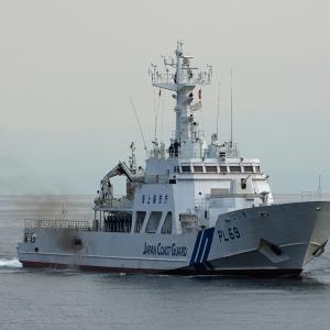 海保の巡視船と巡視艇