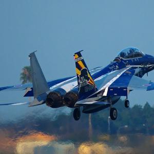 """航空自衛隊 第23飛行隊 F-15DJ""""12-8054"""""""
