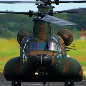 陸上自衛隊 CH-47JA