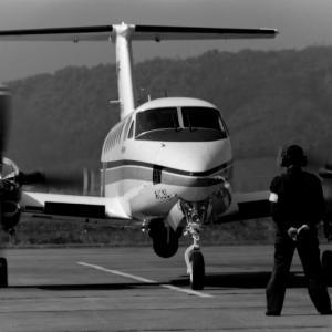 "JCG Beechcraft 350 ""あじさし"" JA861A"