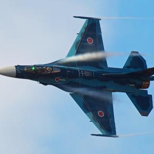 航空自衛隊 三菱 F-2