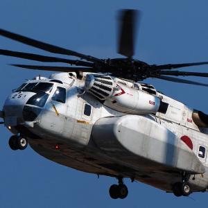 掃海ヘリ MH-53E シードラゴン