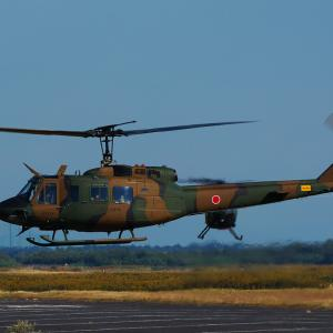 陸上自衛隊 UH-1J