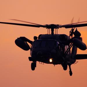 航空自衛隊 救難ヘリ UH-60J