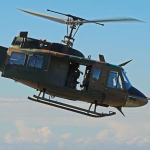 陸上自衛隊 輸送ヘリ UH-1J 第14飛行隊