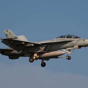 U.S.NAVY VFA-102 F/A-18F ~岩国航空基地~