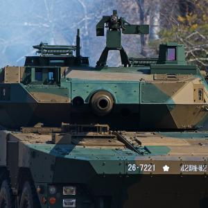 陸上自衛隊 42即応機動連隊 16式機動戦闘車