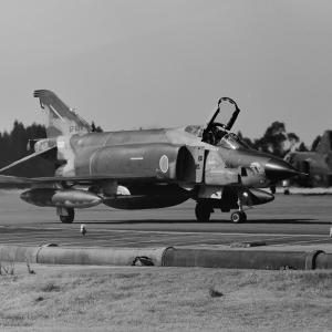 """航空自衛隊 第501飛行隊 RF-4E """"57-6914"""""""