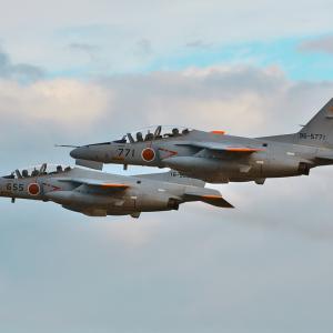 航空自衛隊 第23飛行隊 T-4練習機
