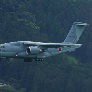 本当にお疲れ様でした! C-2・C-130