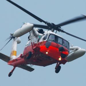 廃止?? 第22航空隊 鹿屋航空分遣隊 UH-60J