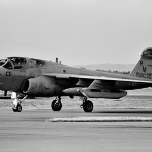 """U.S.M.C EA-6B VMAQ-4 """"SEAHAWKS"""""""