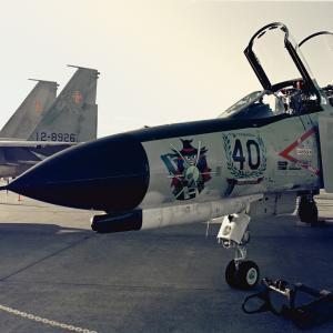 "NYUTA AB 40th ANNIVERSARY ""F-4EJ改 第301飛行隊"""