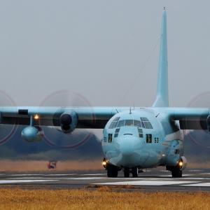 海上自衛隊 第61航空隊 C-130R
