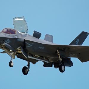 """U.S.M.C F-35B VMFA-121""""Green Knights"""""""