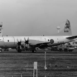 海上自衛隊 第5航空隊 P-3C