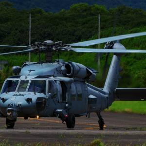 U.S.NAVY HSC-85 MH-60S ~鹿屋航空基地~