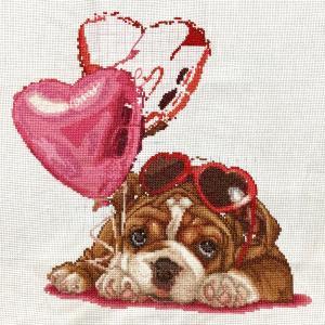 【Thea Gouverneur】Valentine's Puppy 23 完成