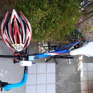 太郎君が自転車に乗るときの安全性