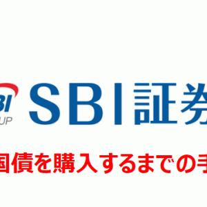 SBI証券での米国債の買い方・始め方まとめ【両替~買い付けまで】
