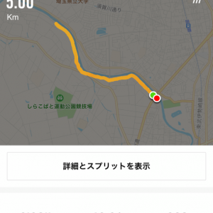 2019/10/19 Run