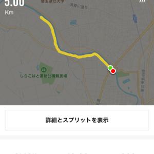 2019/10/22 Run