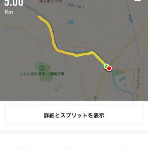 2019/10/27 Run