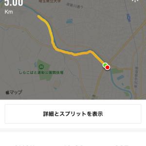 2019/11/10 Run