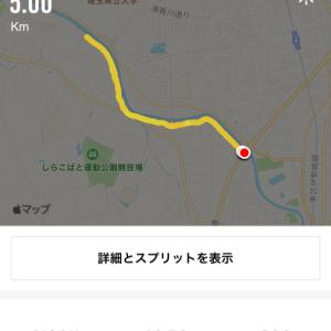 2019/11/17 Run