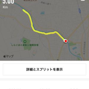2019/11/21 Run