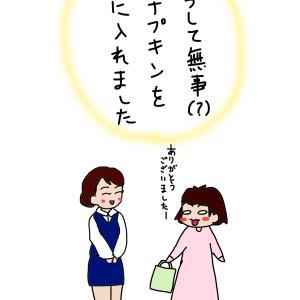 2度目の死産後の経過(15)  布ナプキン使用レポ 購入編