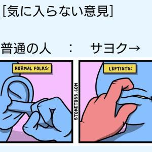 畑山さんとサヨク